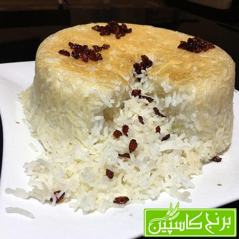 پخت برنج کشت دوم