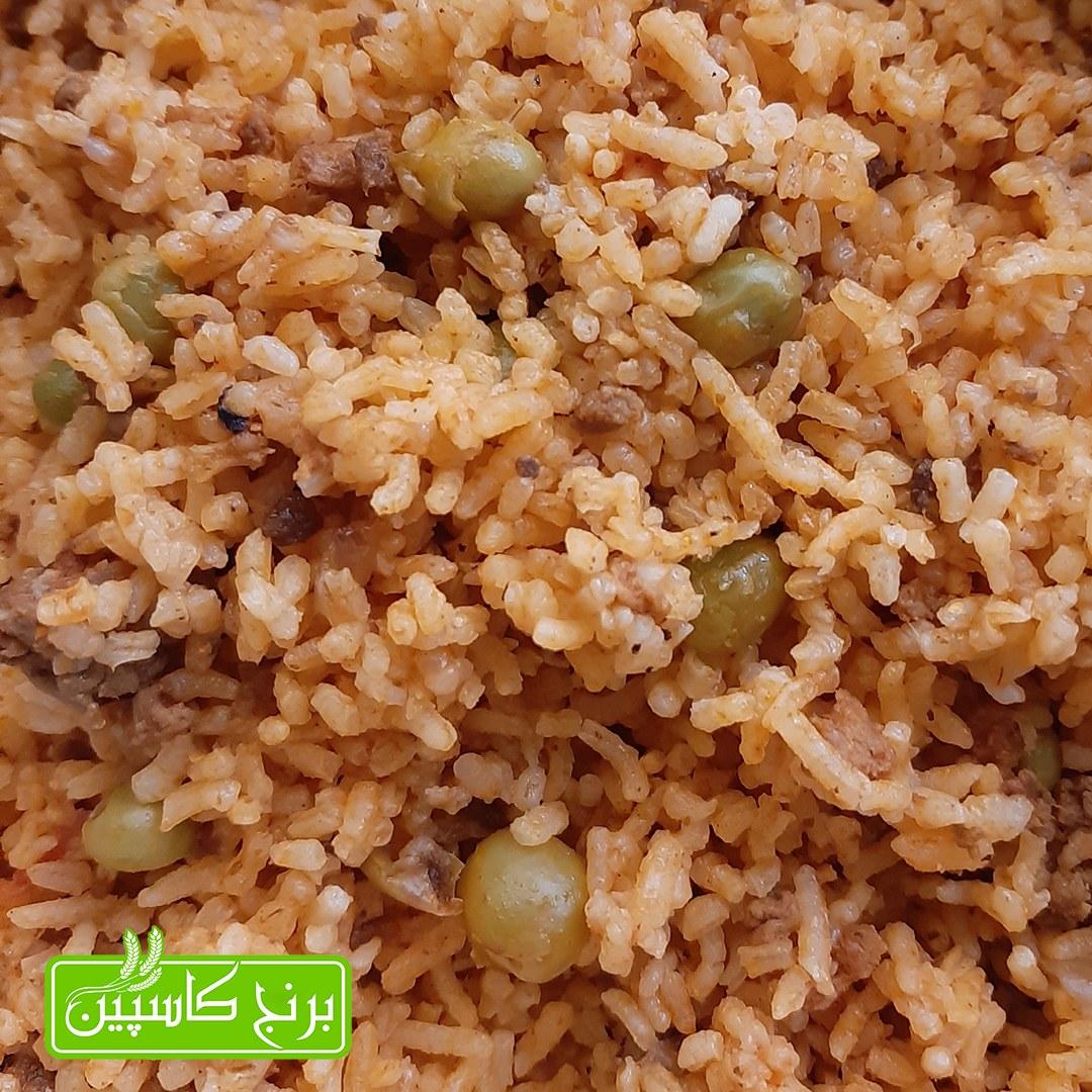 برنج لاشه