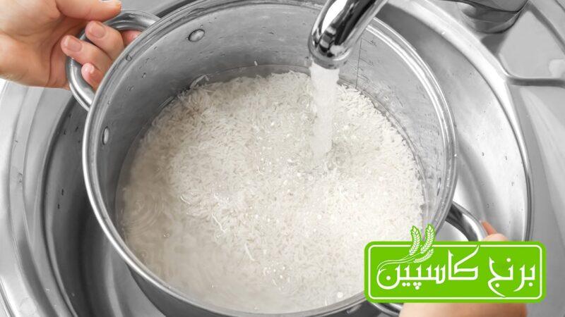 خواص آب برنج برای لک صورت